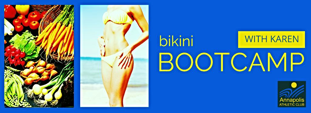 Bikini bootcamp calgary